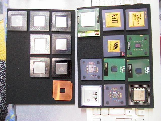 JUNKパーツ回顧録 第1回:AMD-K6...